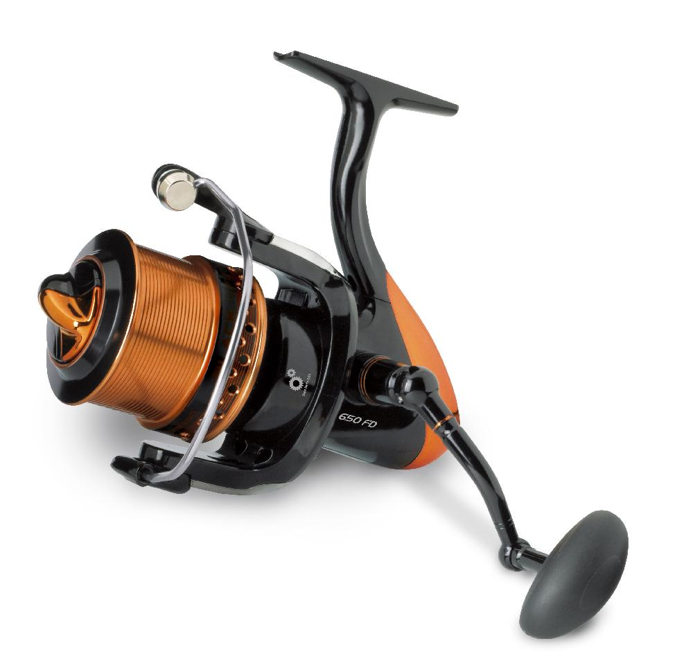 Browning black magic fd 650 feeder reel front drag bobco for Browning fishing reels