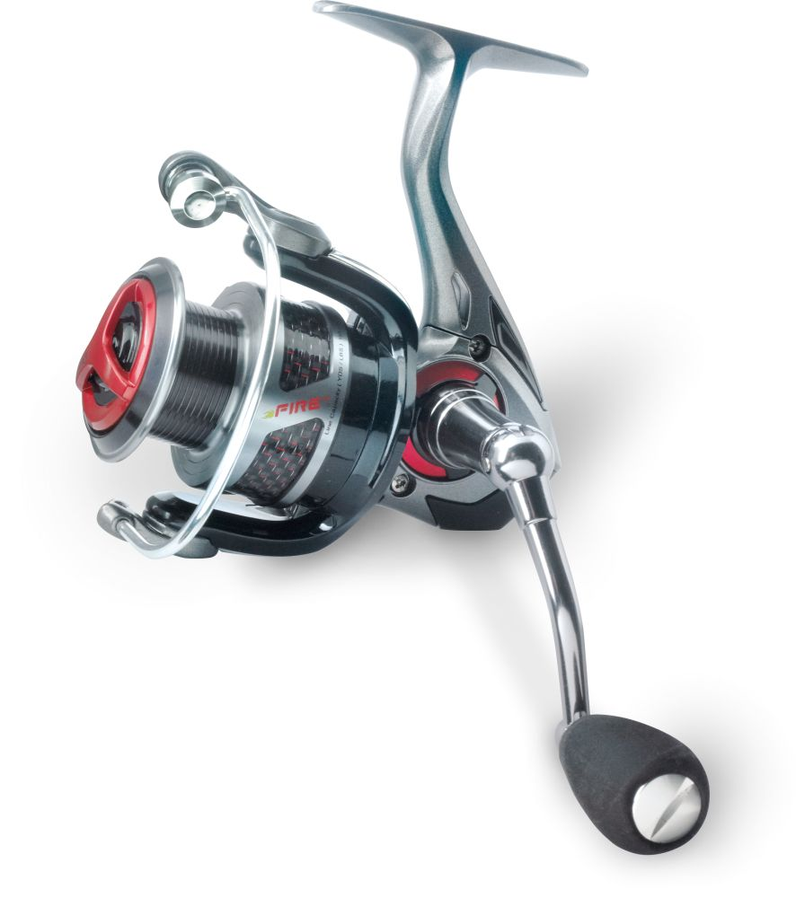 Quantum fire spinning reel front drag bobco tackle leeds for Quantum fishing reel