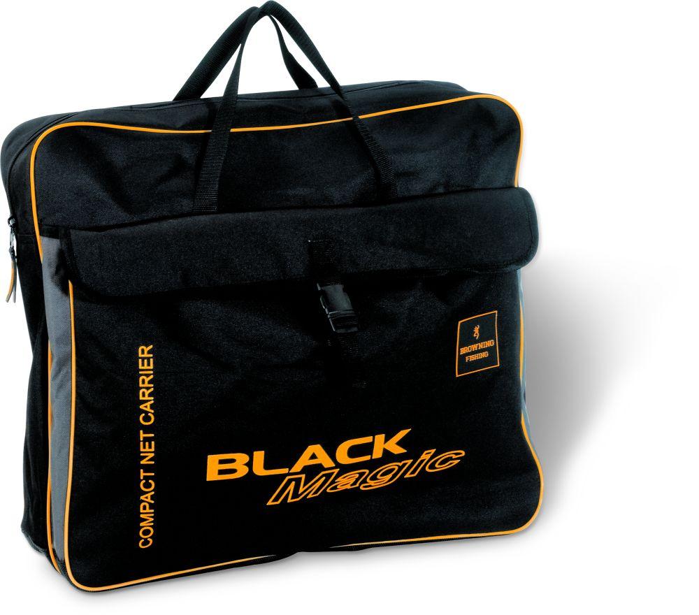 Browning black magic compact net bag luggage bobco for Browning fishing backpack