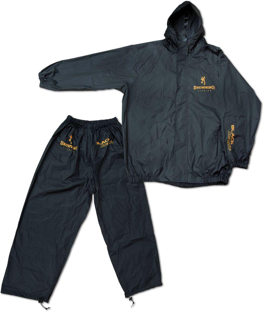 Browning black magic rain suit clothing bobco fishing for Rain suits for fishing
