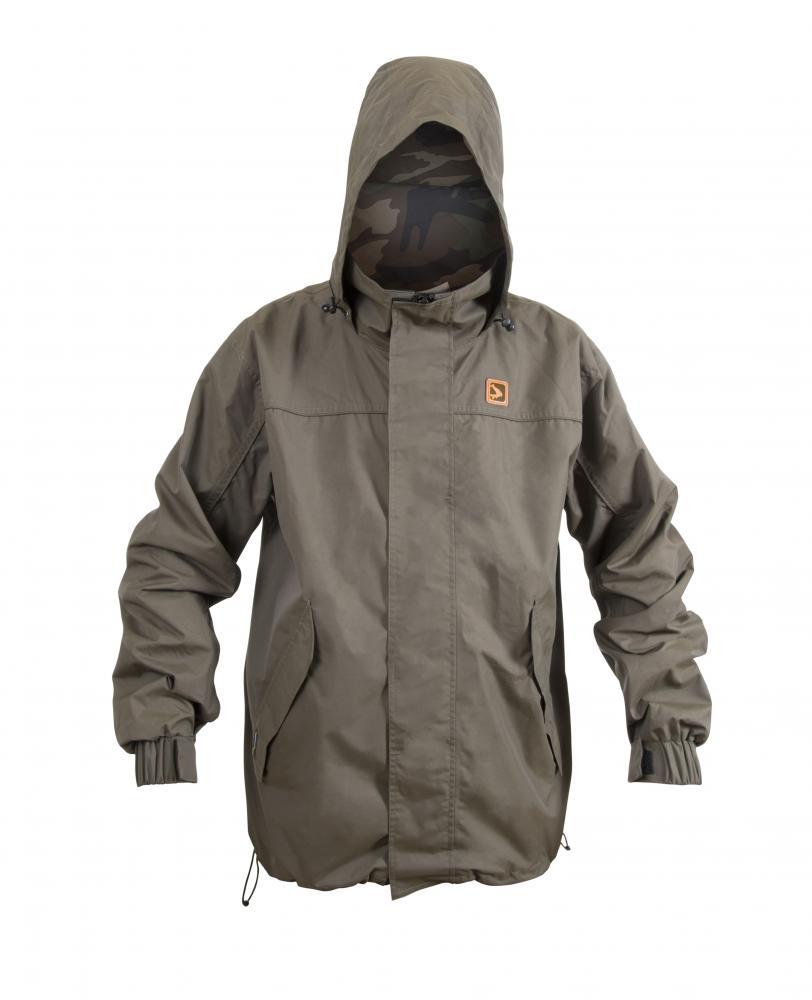 Avid blizzard waterproof jacket clothing bobco fishing for Waterproof fishing clothing