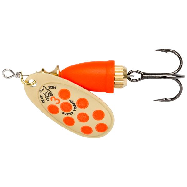 Blue fox vibrax uv spinner lures bobco tackle leeds for Blue fox fishing lures