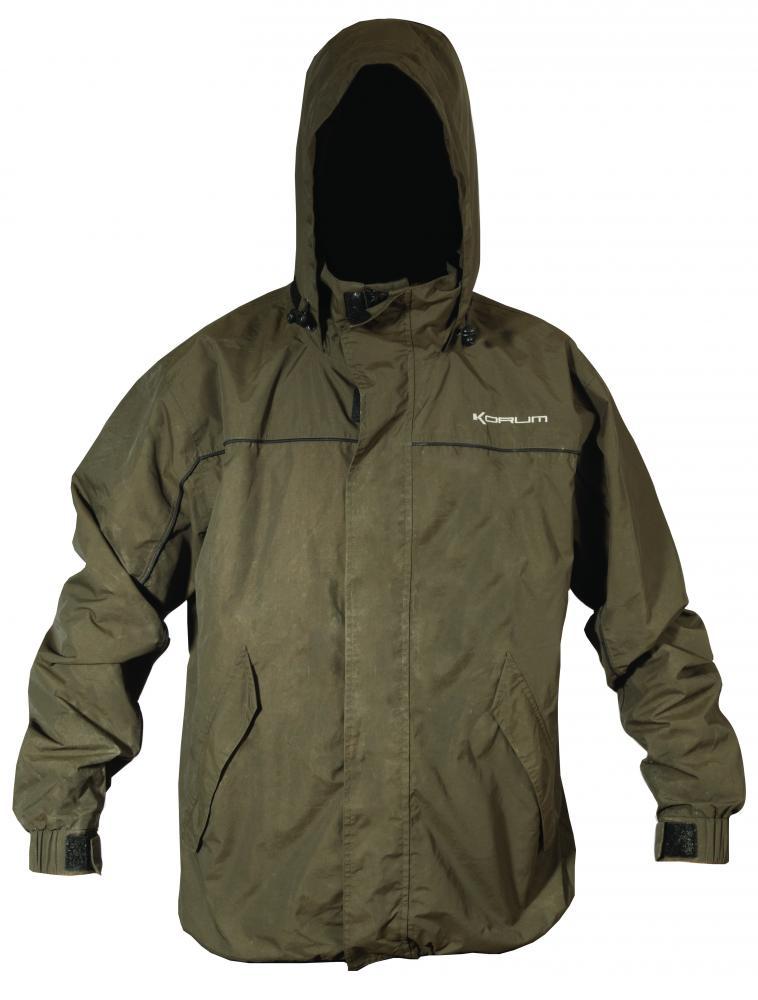 Korum waterproof jacket clothing bobco fishing tackle leeds for Waterproof fishing clothing