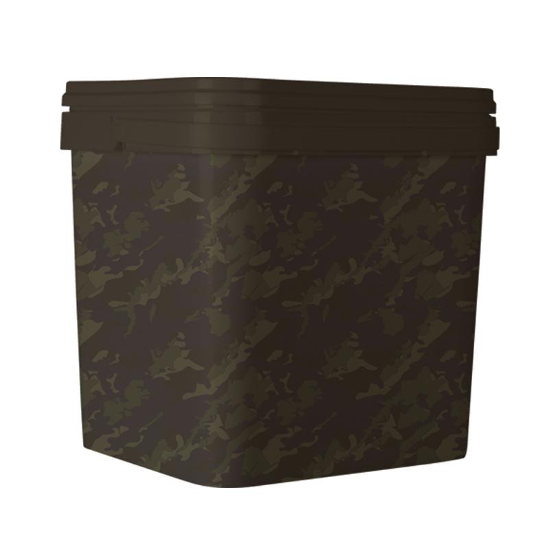 Nash Legends Camo Bucket