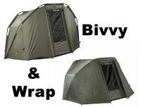 JRC Contact 1 Man Bivvy  & Wrap Deal