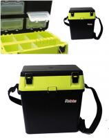 Grandeslam Seamaster Hi Vis Seat and Tackle Box