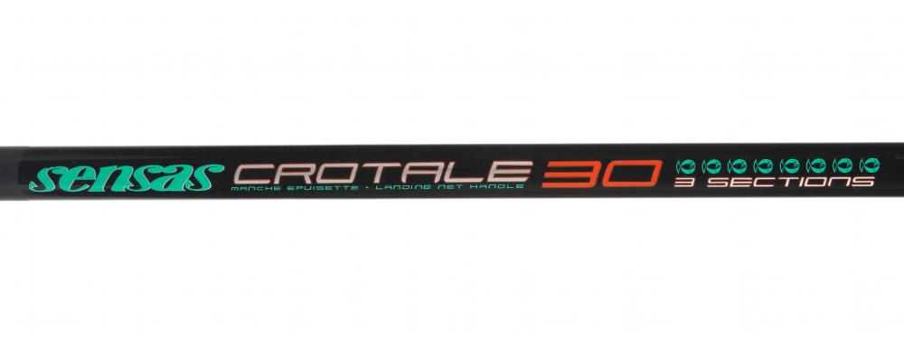 Sensas Crotale 30 3m Net Handle