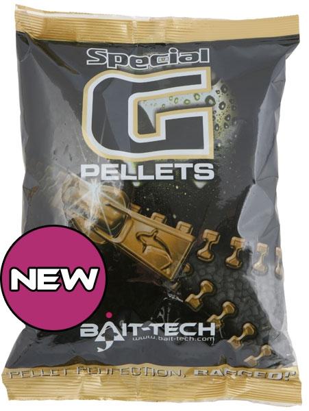 Bait Tech Special G Pellets