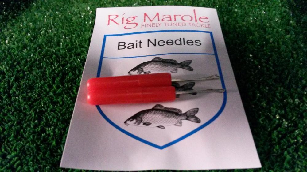 RIG MAROLE Baiting needles Fishing