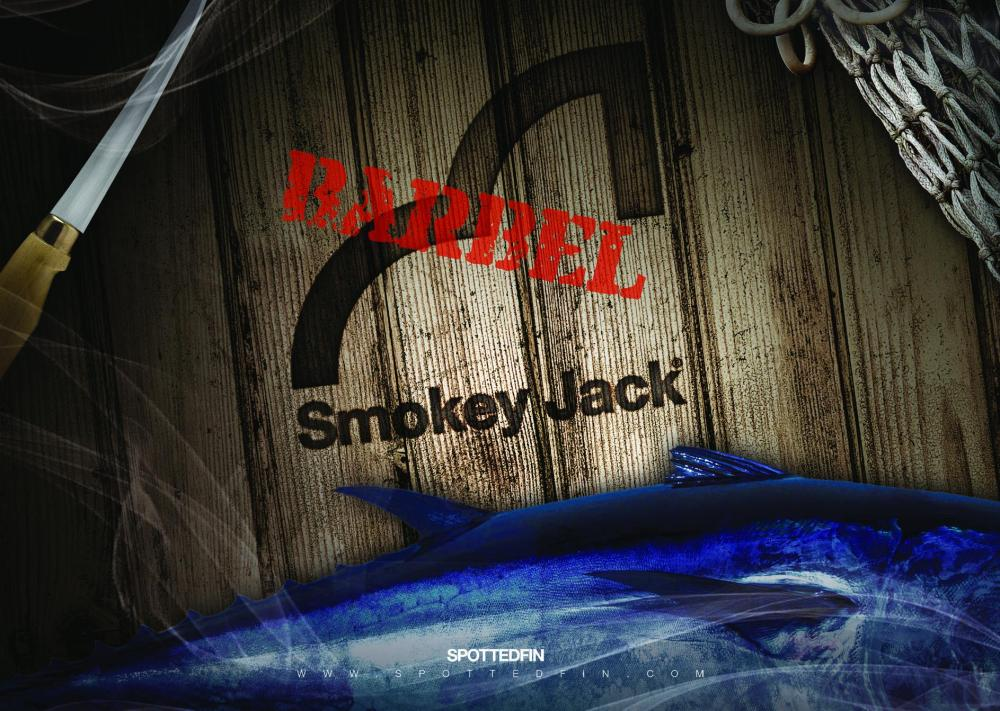 Spotted Fin Smokey Jack Barbel Pack