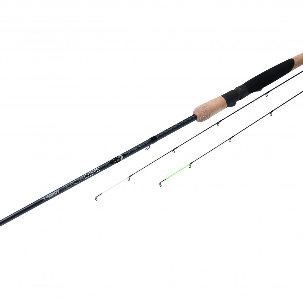 Middy Reactacore XZ Mini Commercial 10ft6 Feeder Rod & Daiwa Theory 3000 Bundle