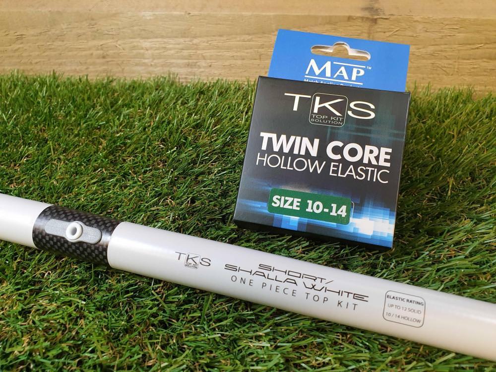 MAP TKS F1 Shalla Grey Pulla Kit and Elastic Bundle