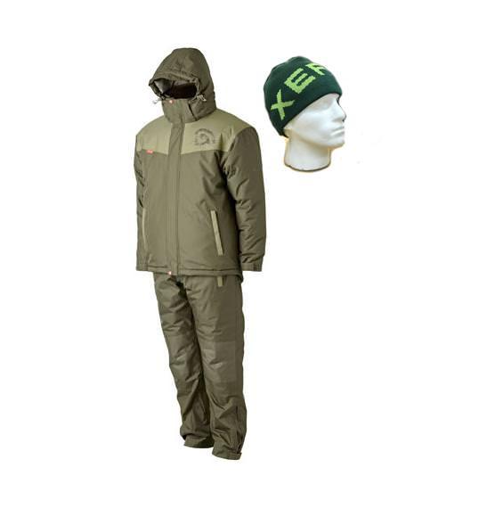 Trakker Multi Core 3 in 1 Winter Suit with FREE Shimano Warm Beanie Hat