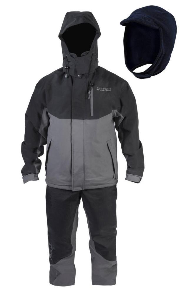 Preston Celsius Winter Suit with FREE Preston Hat