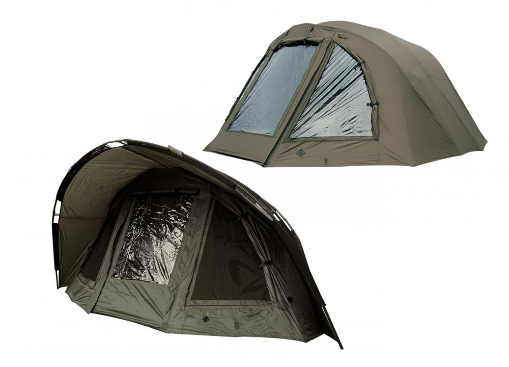 Nash Double Top Mk4 1 Man Bivvy and Wrap Deal