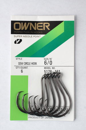 Owner Circle Hooks