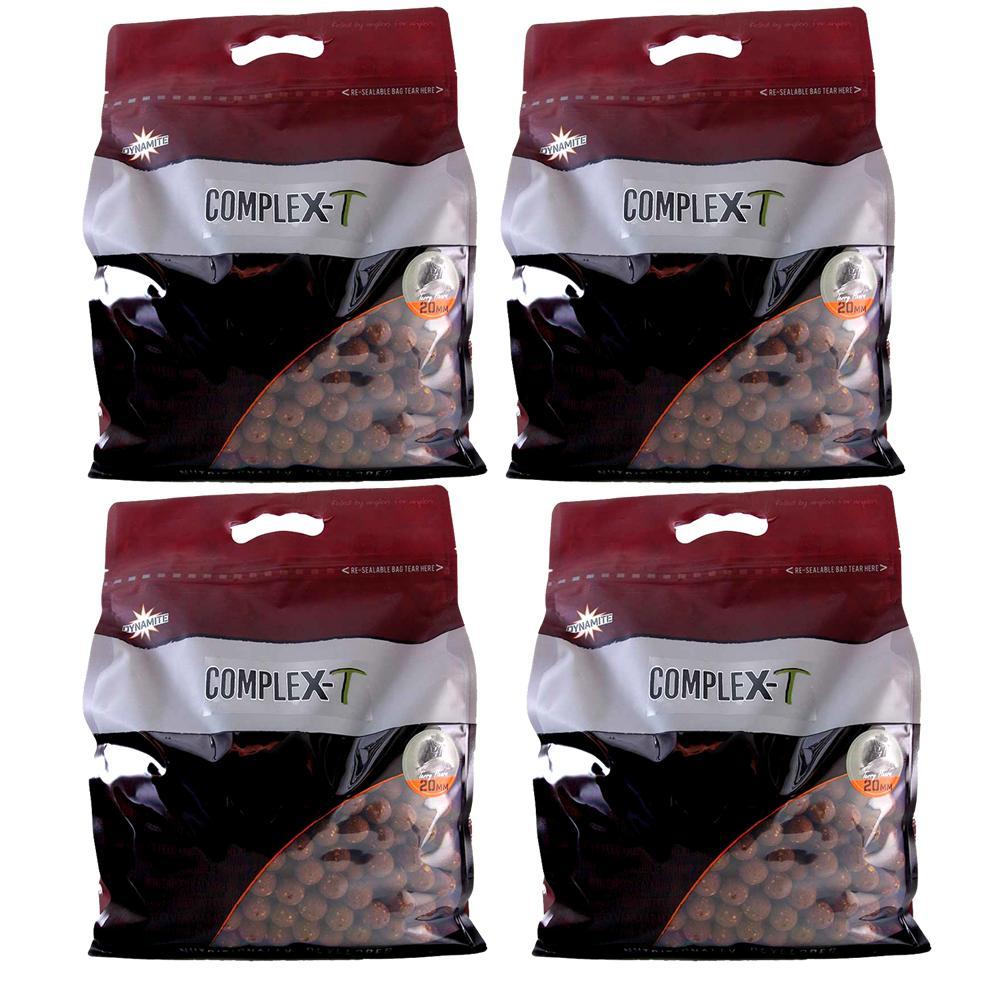 Dynamite CompleX-T Shelf Life Boilies Bulk Buy Deal