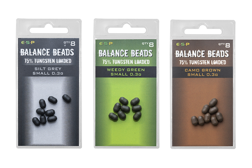 E-S-P Tungsten Loaded Balance Beads