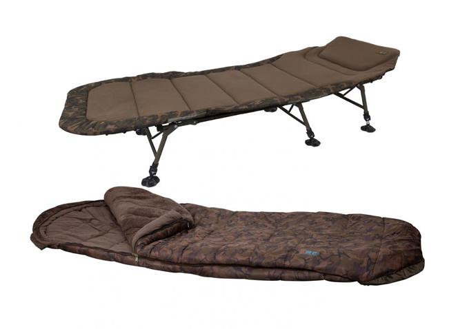Fox R2 Camo Bed PLUS Sleeping Bag