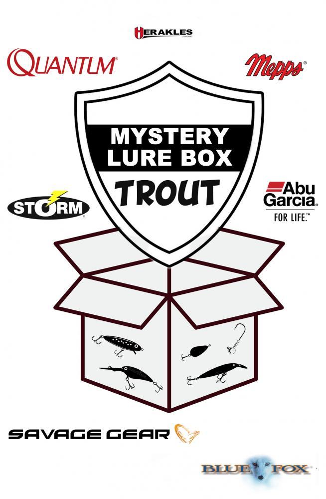 BobCo Mystery Trout Lure Box