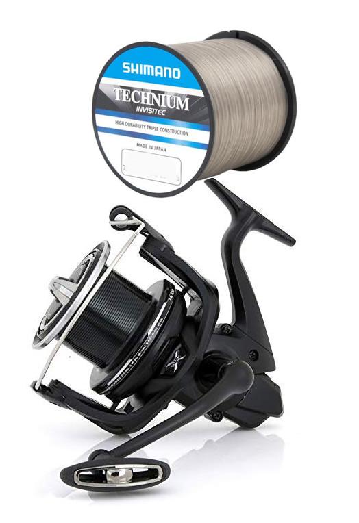 Shimano Ultegra 14000 XTD Reel PLUS Technium Line worth £25