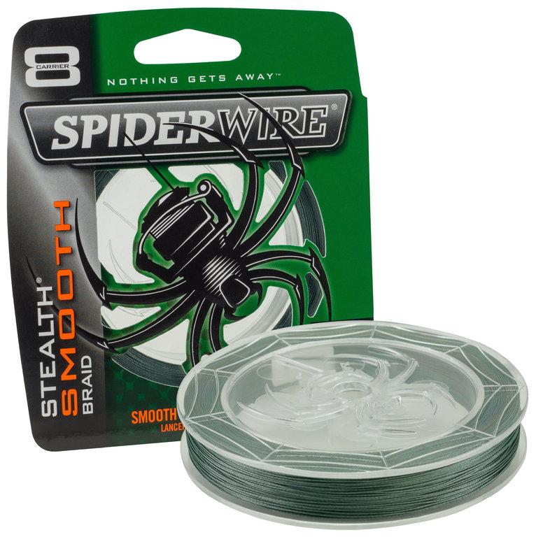 Spiderwire Stealth Smooth 8 Braid