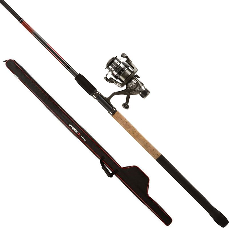 Shakespeare Sigma 12ft Twin Tip Rod & Reel Combo