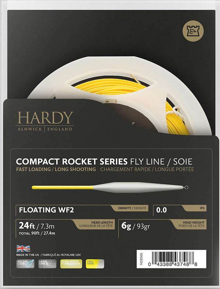 Hardy Compact Rocket Fly Line