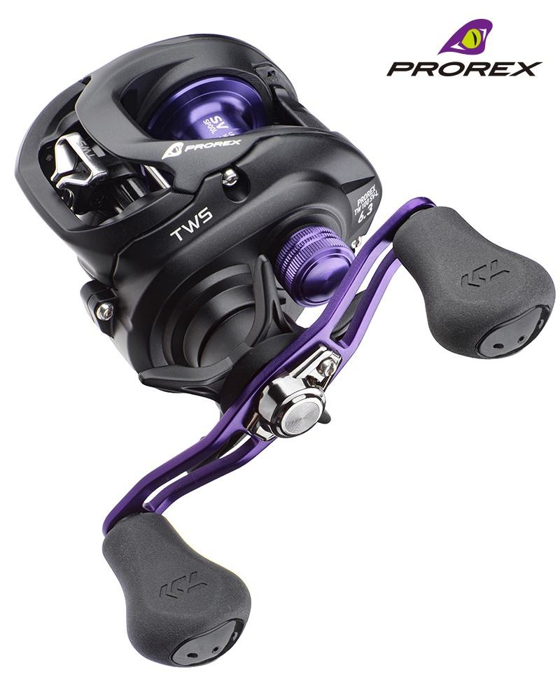 Prorex TW100SV Right Hand Baitcaster