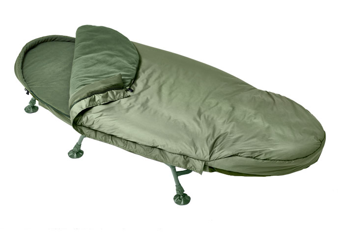 Trakker Levelite Oval Bed 5 Season Sleeping Bag