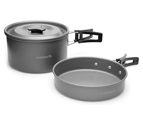 Trakker Two Piece Cookware Set