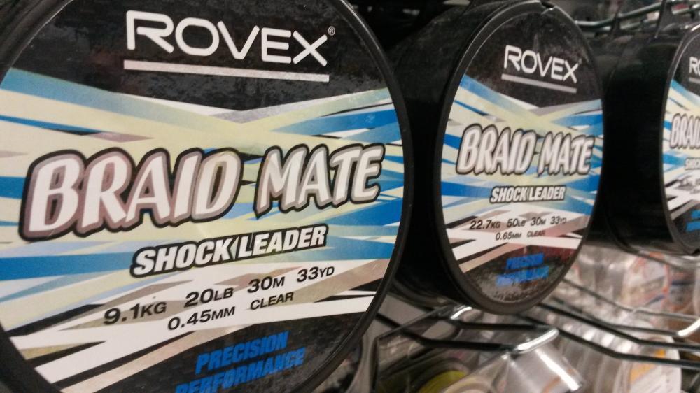 Rovex Braid Mate Shockleader