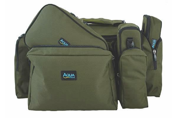 Aqua Black Series Barrow Bag