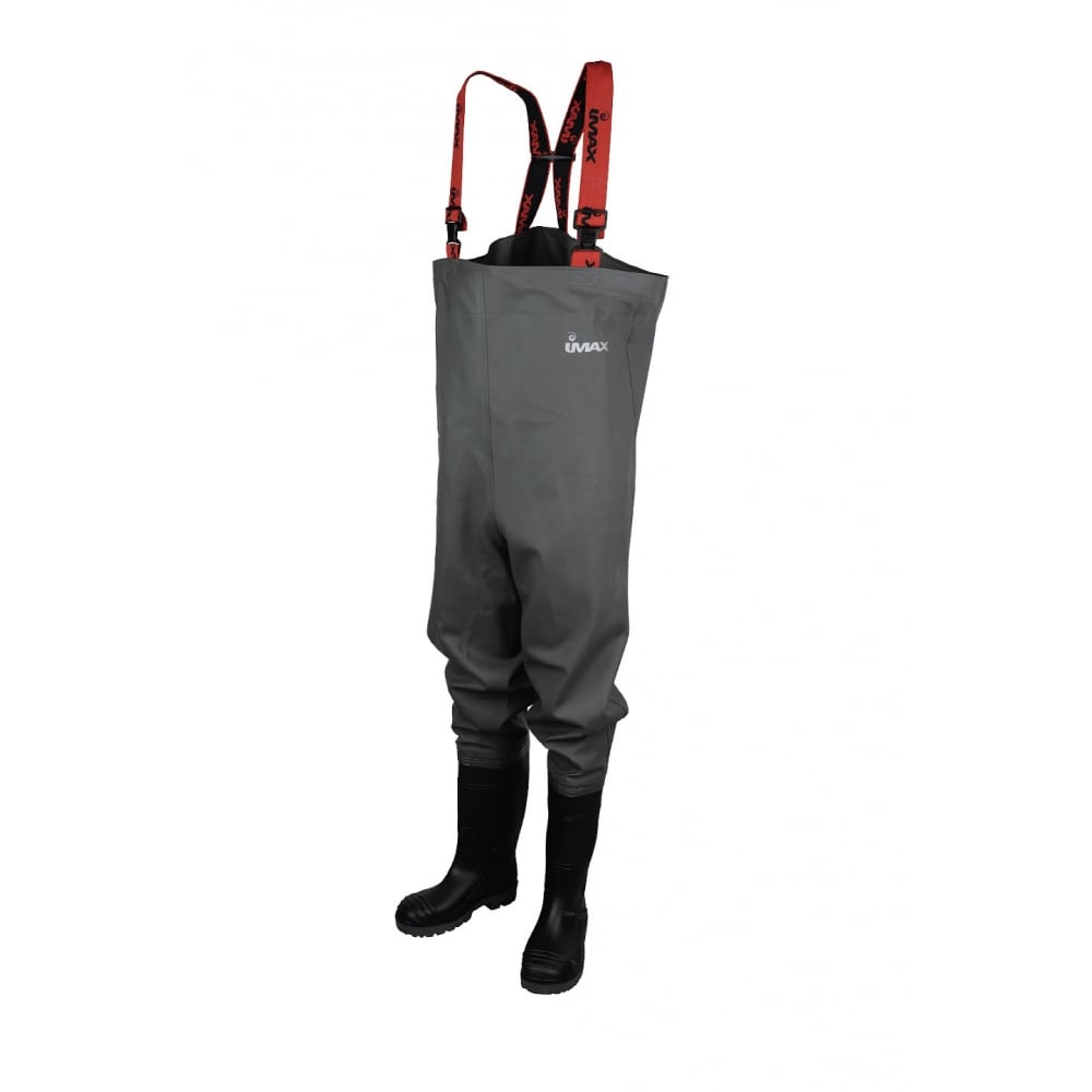 Imax Nautic Cleated Sole Chest Wader
