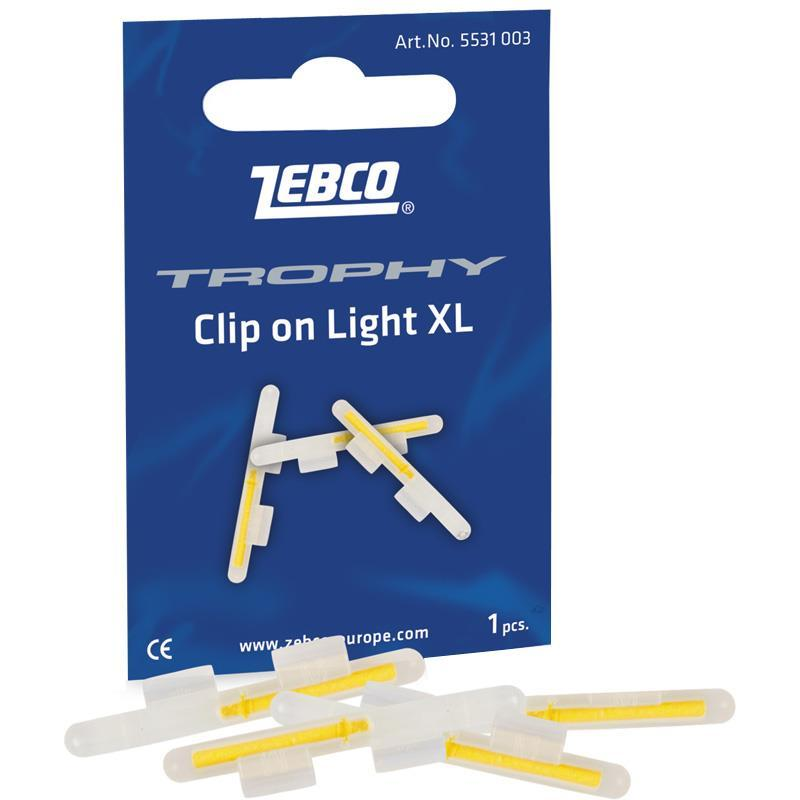 Zebco Trophy Clip On Light