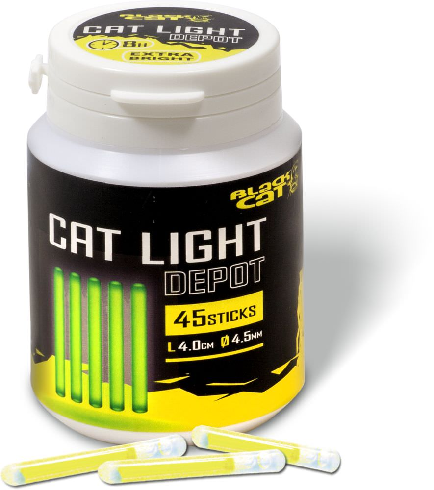 Black Cat Cat Light Depot