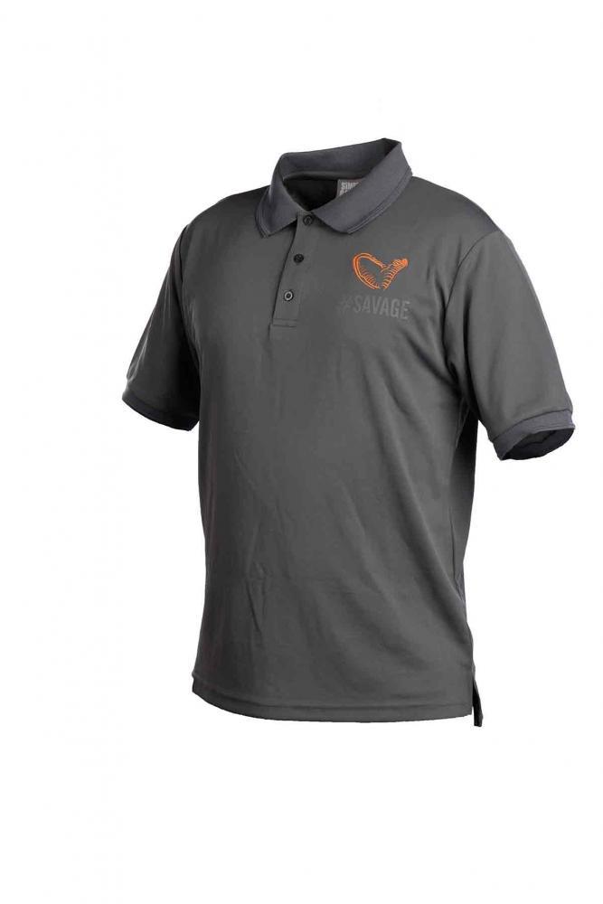 Savage Gear Simply Savage Crew Polo Shirt