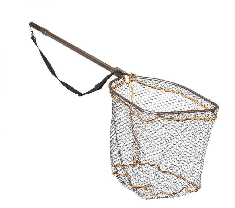 Savage Gear Full Frame Rubber Mesh Landing Net