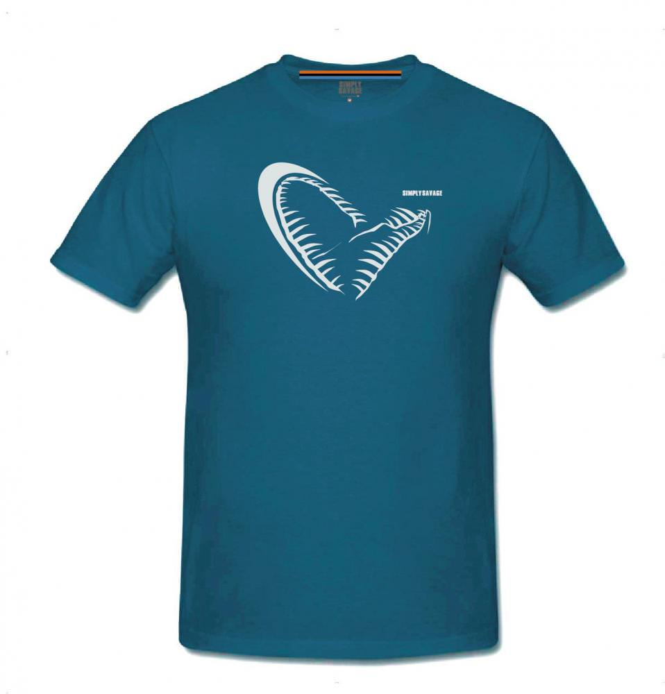 Savage Gear Simply Blue Jaw T-Shirt