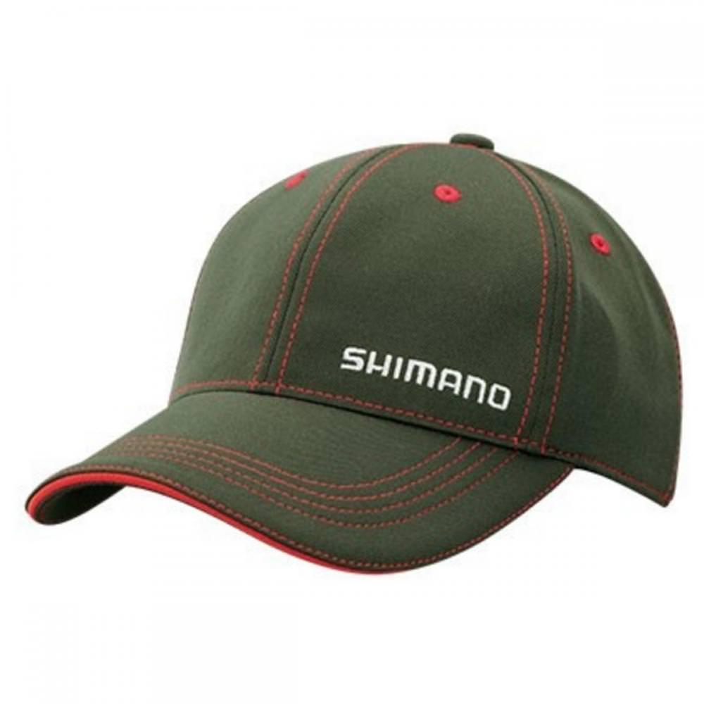Shimano Khaki Regular Cap
