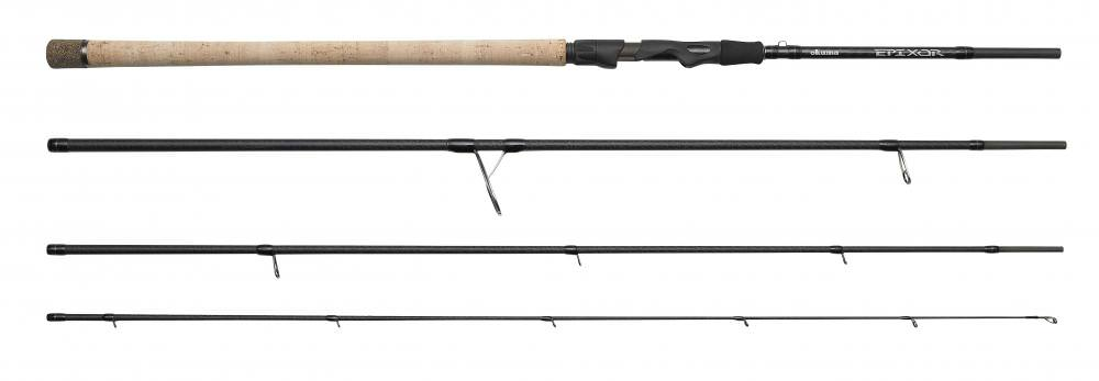 Okuma Expior Travel Spin Rod