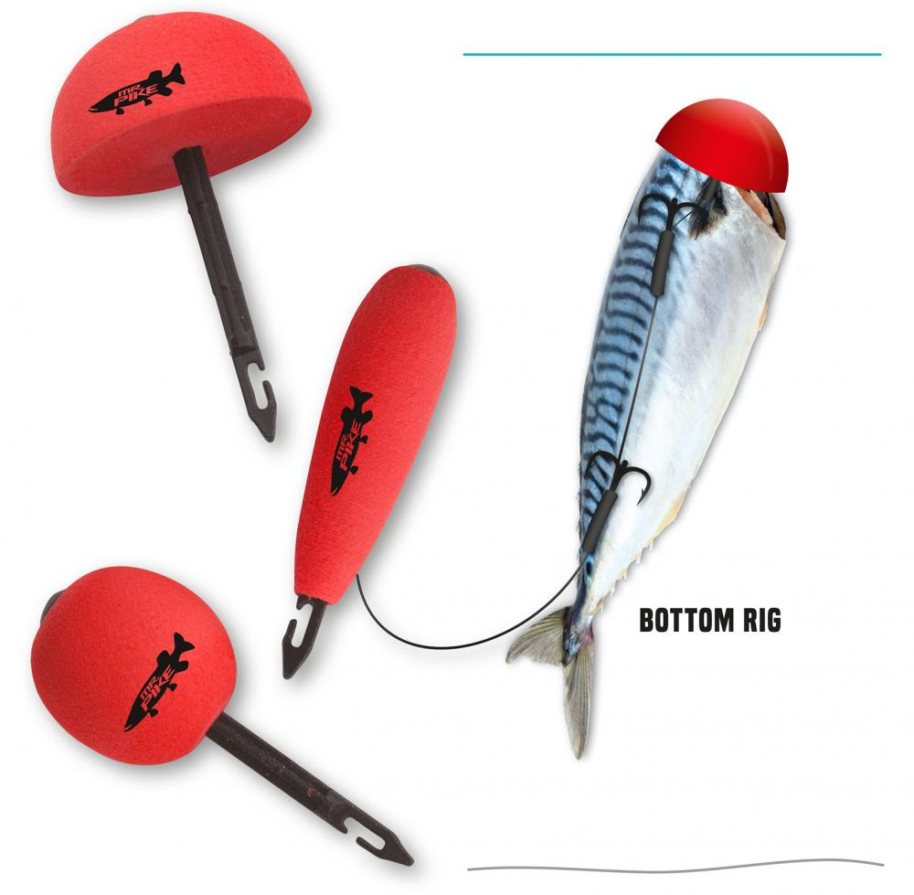 Mr Pike Pop Up Bait Kit