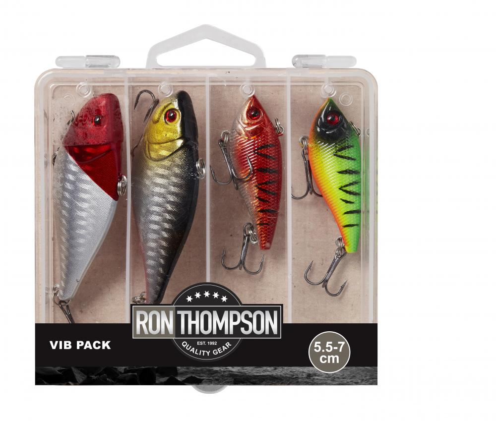 Ron Thompson Vib Lure Selection Pack