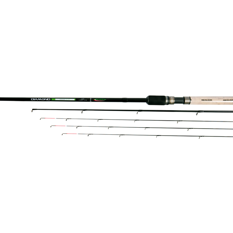 Maver Diamond Feeder Rod