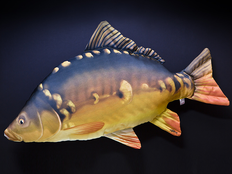 Gaby Giant Mirror Carp Pillow