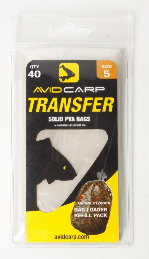 All Sizes Avid Tackle Pva Transfer Pva Range