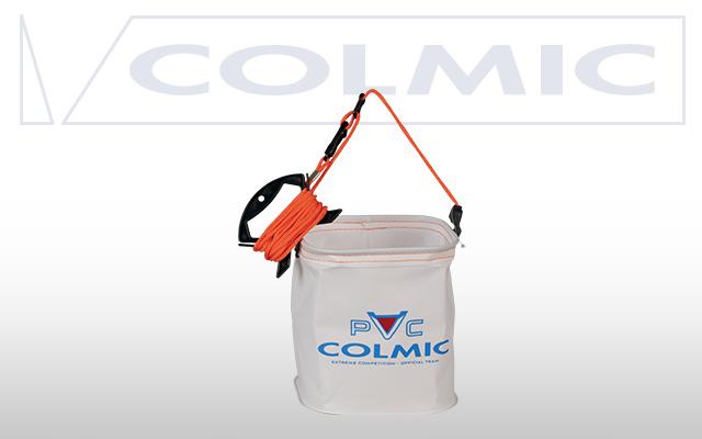 Colmic PVC Mobi Mini Water Bucket