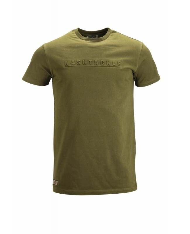 Nash Emboss T-Shirt