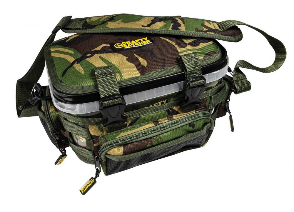 Crafty Catcher DPM Bucket Bag