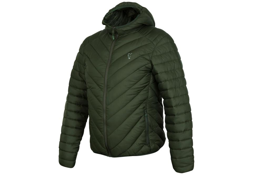 Fox Collection Jacket Green
